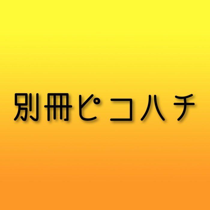 別冊ピコハチ2018-11